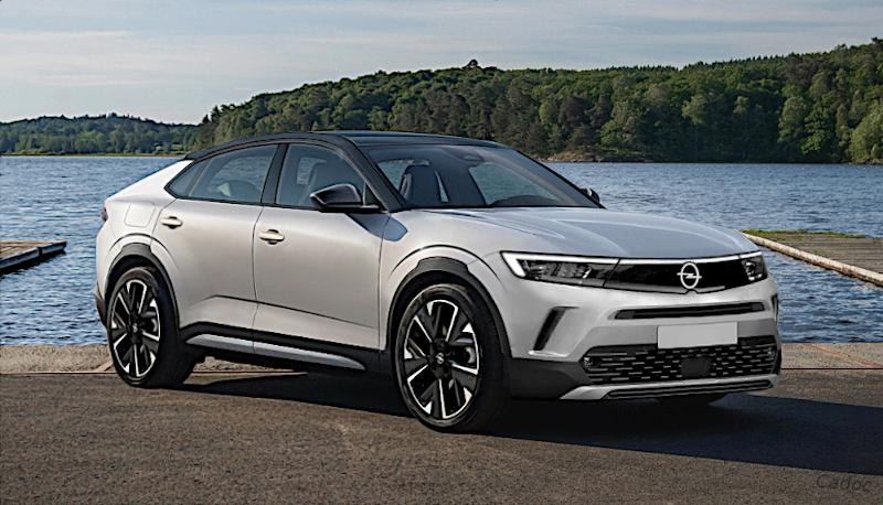 2023 - [Opel] Astra SUV [OV54] Opel-a10