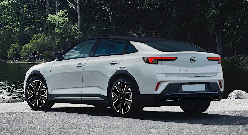 2023 - [Opel] Astra SUV [OV54] Opel-a15