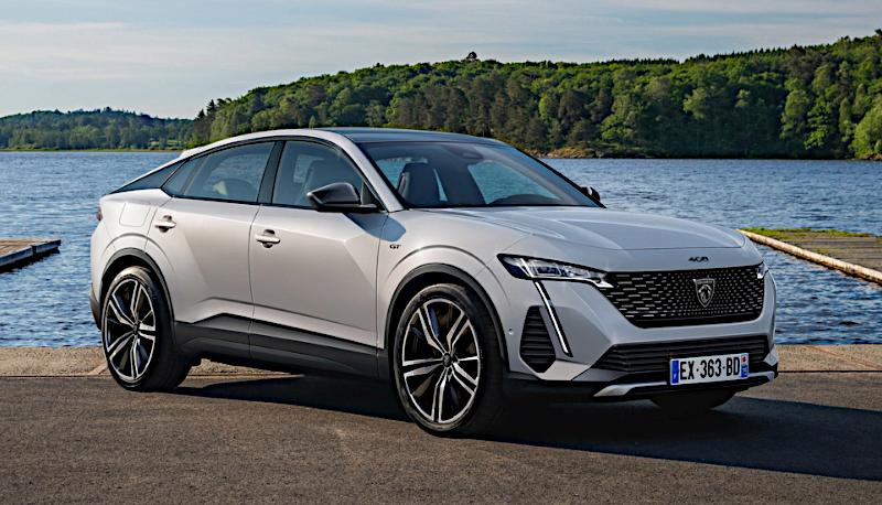 2023 - [Opel] Astra SUV [OV54] P-308-10