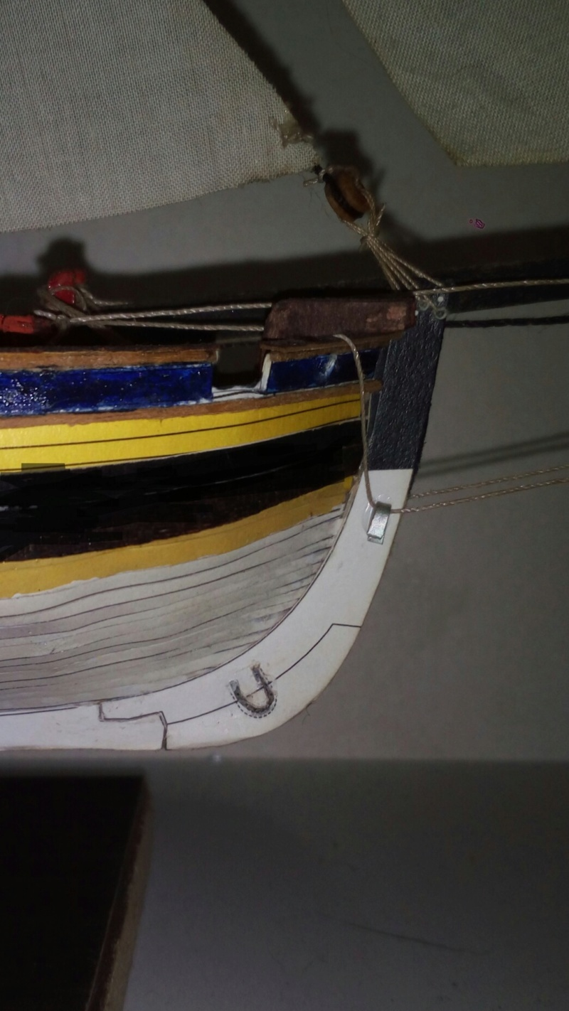 HMS Speedy (1/100) - Scratchbuild de papier - Page 2 Img_2012