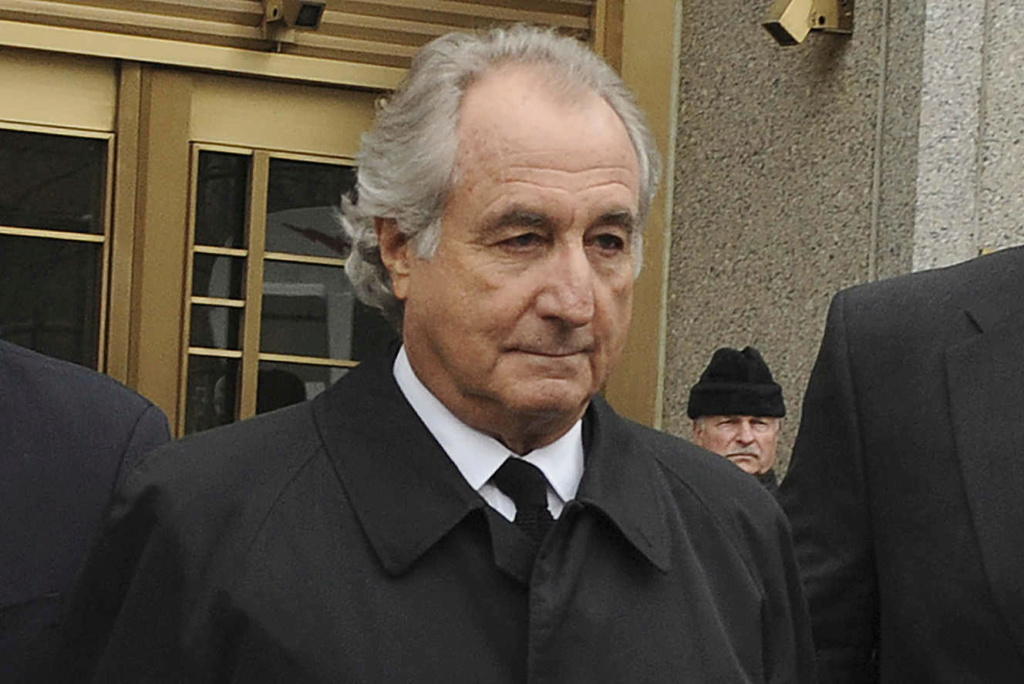 Madoff est mort en prison ... 01e4a910