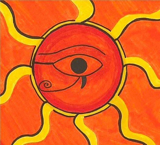 10 symboles spirituels Eyehor10
