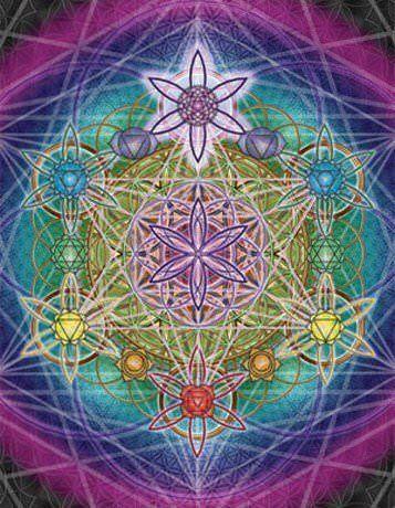 10 symboles spirituels Flower10