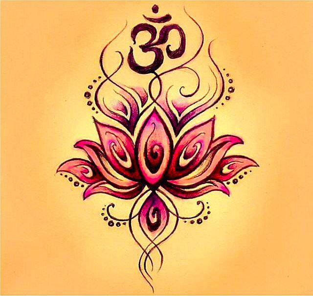 10 symboles spirituels Lotus10