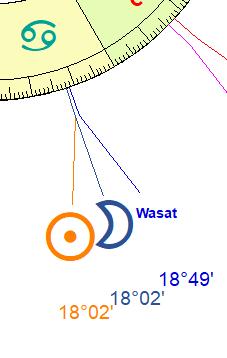 Nouvelle Lune du mois de juillet 2021 Wasat10