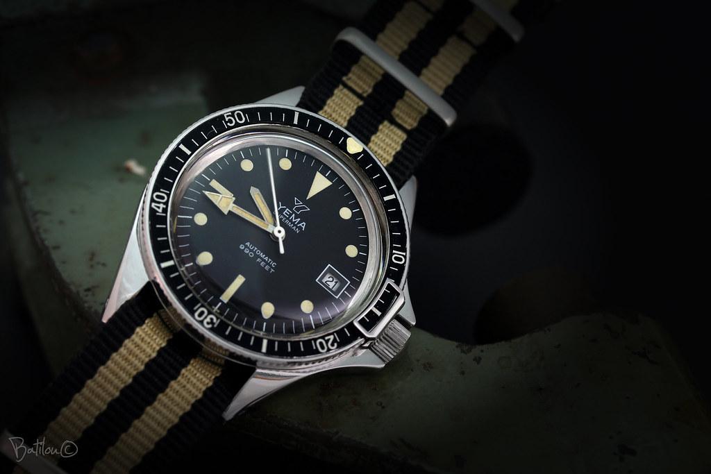 Yema vs Rolex 53001610