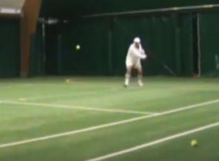 Il tennista amatoriale - Il gioco di volo - Pagina 5 Scherm17