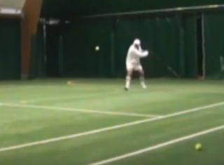 Il tennista amatoriale - Il gioco di volo - Pagina 5 Scherm18