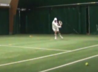 Il tennista amatoriale - Il gioco di volo - Pagina 5 Scherm20