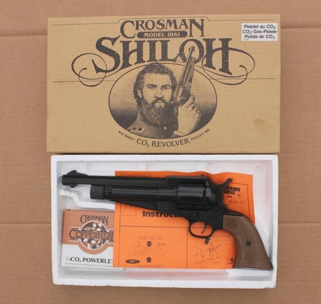 Crosman SA6 (Single Action 6) 47771710