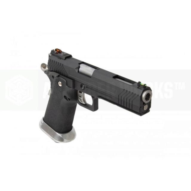 Arme de poing en complement d'une carabine à air comprimé - Page 2 Aw_hx110