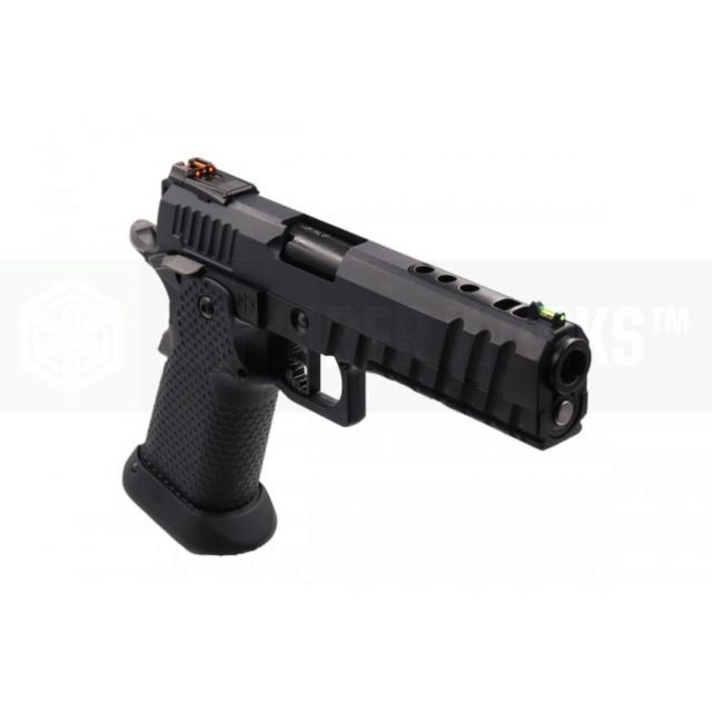 Arme de poing en complement d'une carabine à air comprimé - Page 2 Aw_hx211
