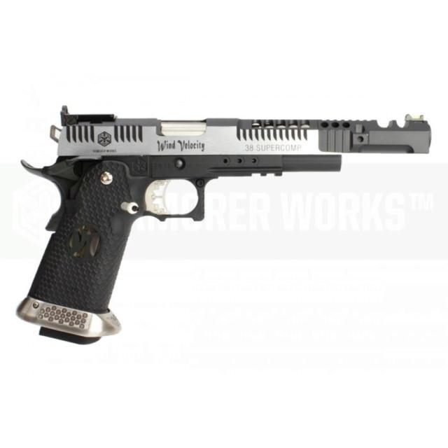 Arme de poing en complement d'une carabine à air comprimé - Page 2 Aw_hx213