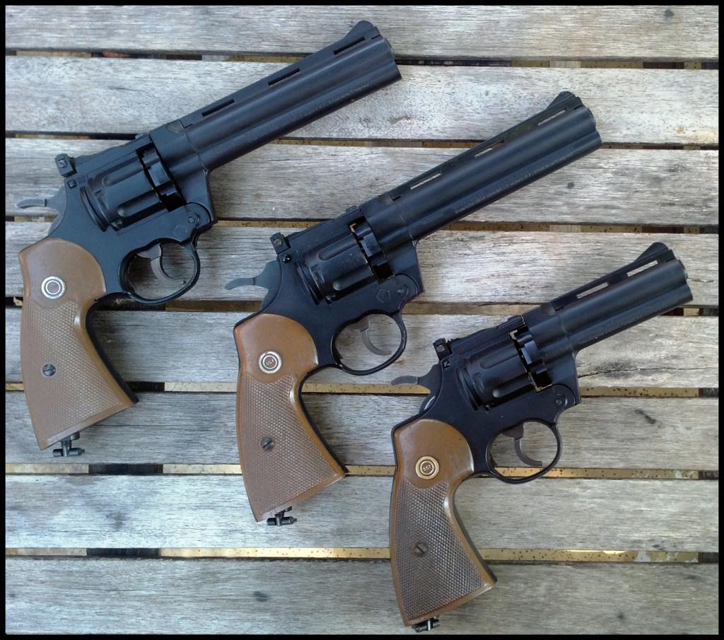 Choix pistolet ou révolver Crosma13