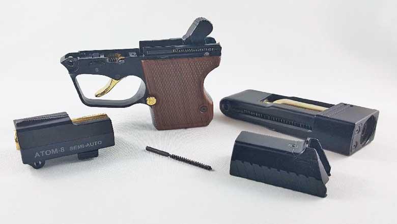 GOBLIN ATOM-8 Le plus petit pistolet CO2 du monde... Ham-4-10