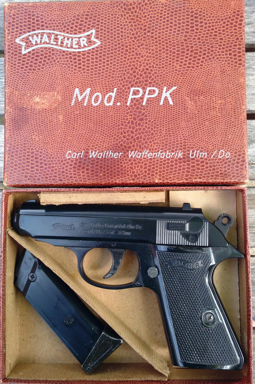 pistolet a billes Walthe11