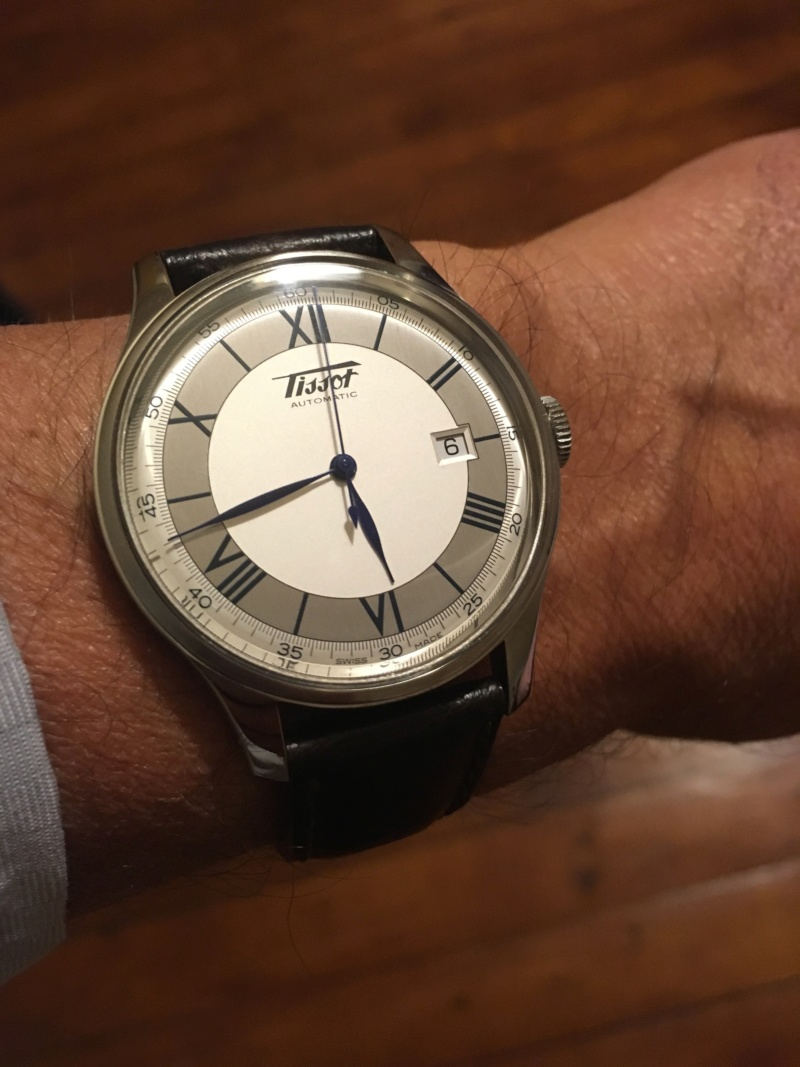 Tissot - [Vends] Tissot Heritage Sovereign - 620€ Img_4418