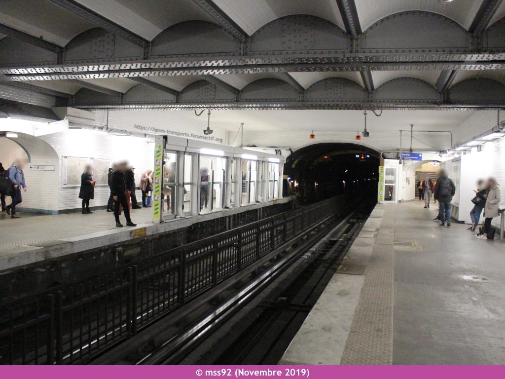 [Métro] Automatisation de la ligne 4 - Page 41 Photo141