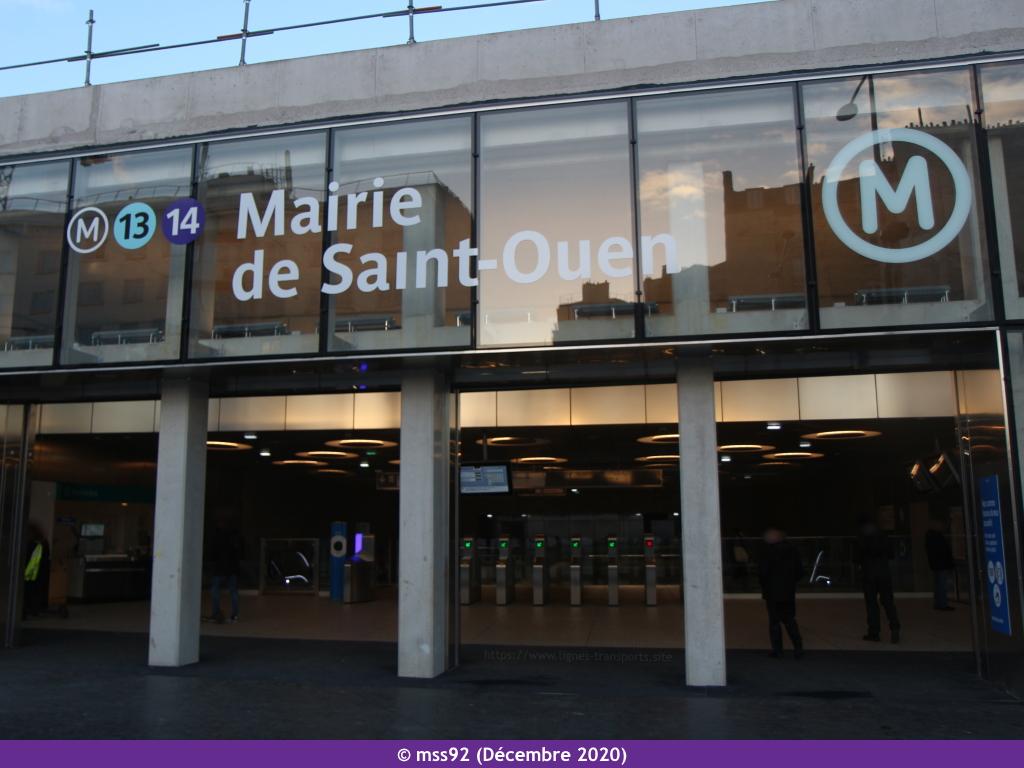 MP59 - [Métro] Prolongement ligne 14 : Mie Saint-Ouen, Pleyel / Orly - Page 42 Photo165