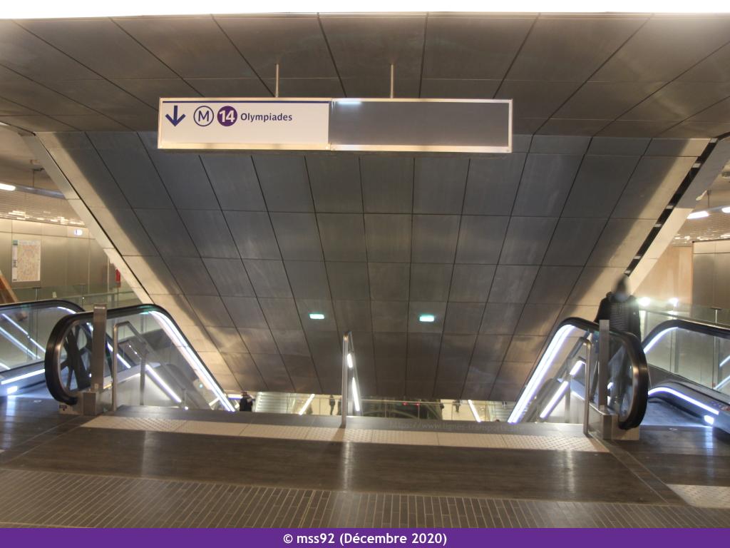 MP59 - [Métro] Prolongement ligne 14 : Mie Saint-Ouen, Pleyel / Orly - Page 42 Photo166