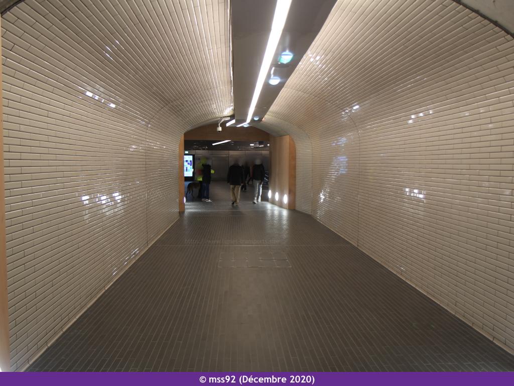 MP59 - [Métro] Prolongement ligne 14 : Mie Saint-Ouen, Pleyel / Orly - Page 42 Photo167