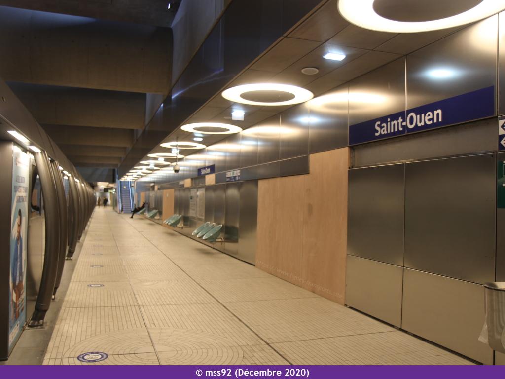 MP59 - [Métro] Prolongement ligne 14 : Mie Saint-Ouen, Pleyel / Orly - Page 42 Photo216