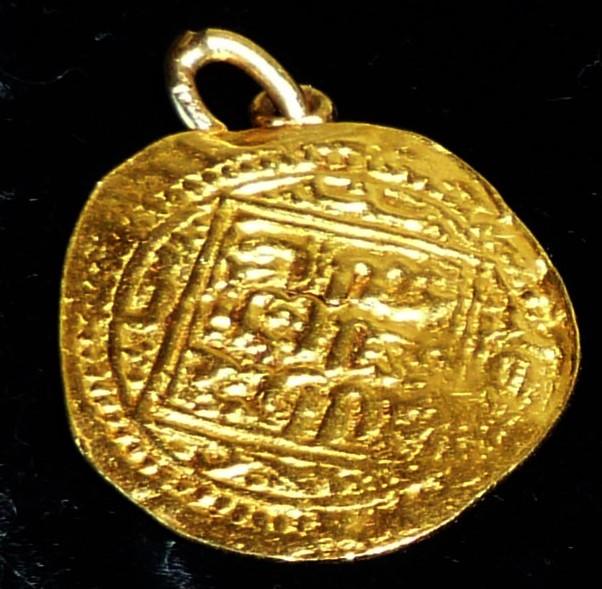 Moneda de oro para identificar. 4_110