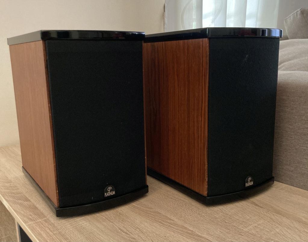 Platinum Audio Solo Speakers 936c7010