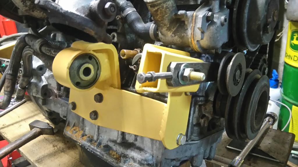 "construction d'un proto ""maxi 5 Turbo"" - Page 7 Suppor13"
