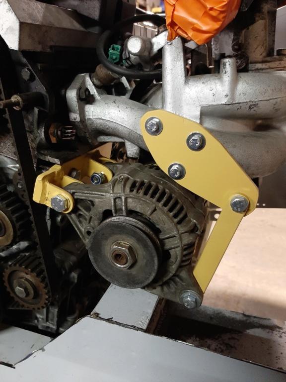 "construction d'un proto ""maxi 5 Turbo"" - Page 7 Suppor14"