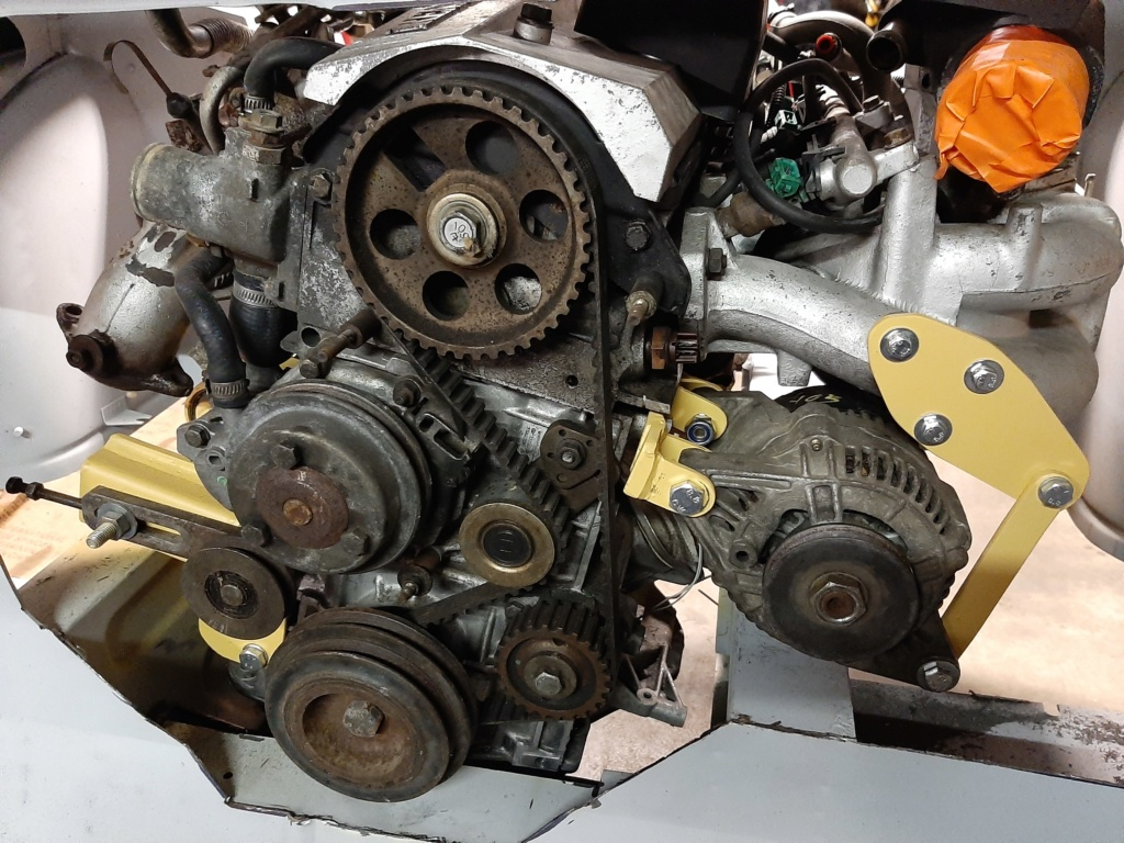 "construction d'un proto ""maxi 5 Turbo"" - Page 7 Suppor15"