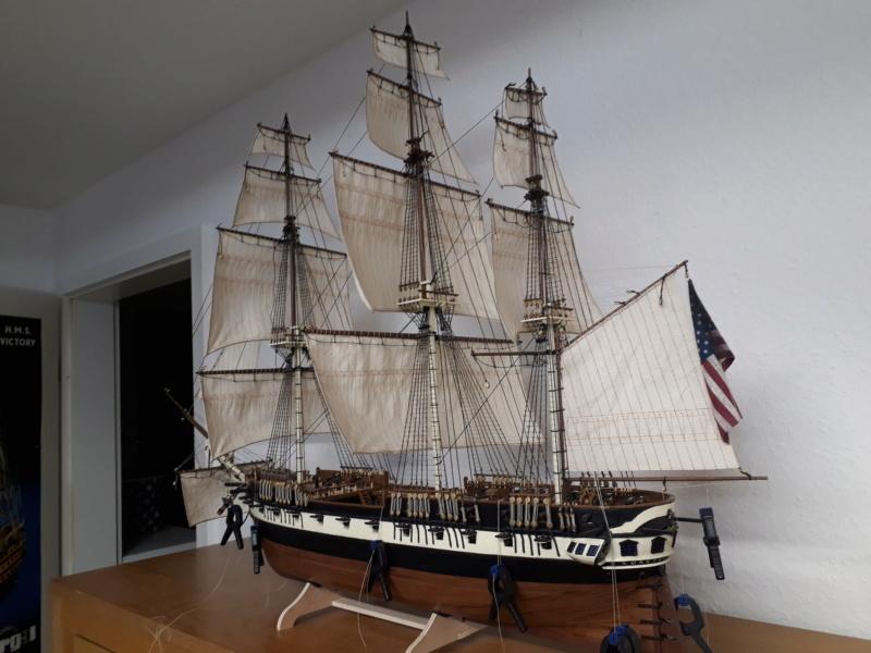 USS CONSTELLATION von Artesania Latina - Seite 12 20200112