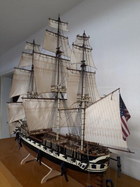 USS CONSTELLATION von Artesania Latina - Seite 12 20200115