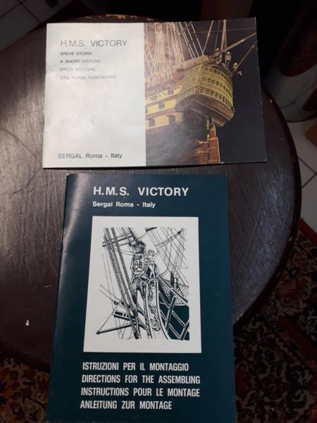 """Baubericht"""" von der """"Sergal-Victory 20200131"""