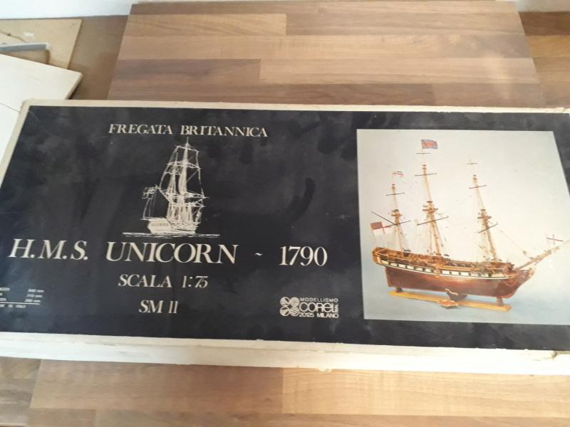 Englische Fregatte um 1800 / 1:75 20200361
