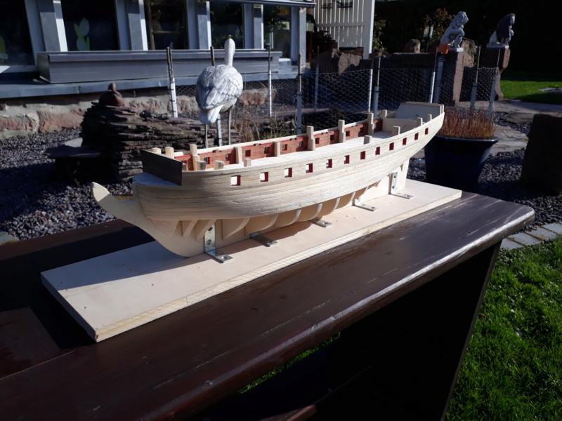 Englische Fregatte um 1800 / 1:75 20200398
