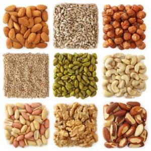 Les 10 meilleurs aliments pour élever votre vibration Noix-g10