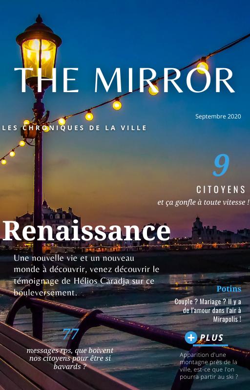 The Mirror - Septembre 2020 110