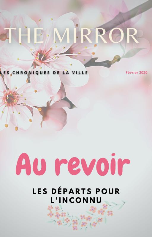 "The Mirror - Extra ""Au revoir"" 116"
