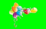 Mai 2021 - 1er anniversaire de Broken Mirror ! Ballon11