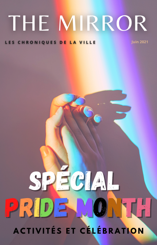 The Mirror - Extra Spécial Pride Month Couver10