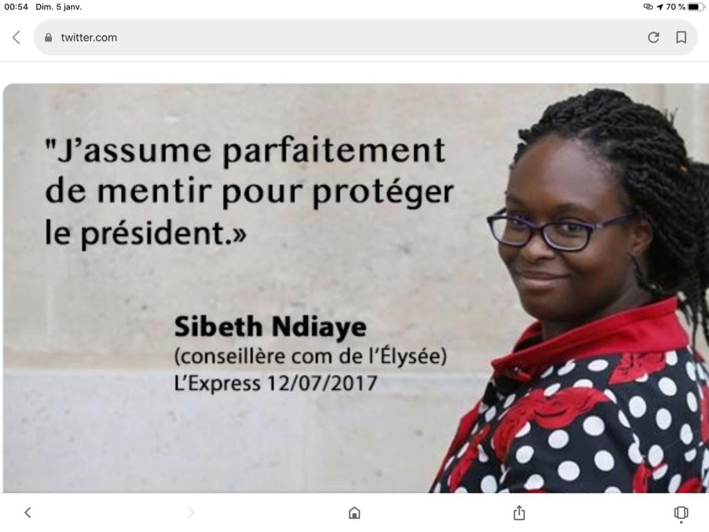 Sibeth Ndiaye  Cbb3d510