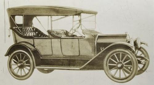 (Mai 1911) Sur la route de la sainte journée (PV Salem) Chevro10