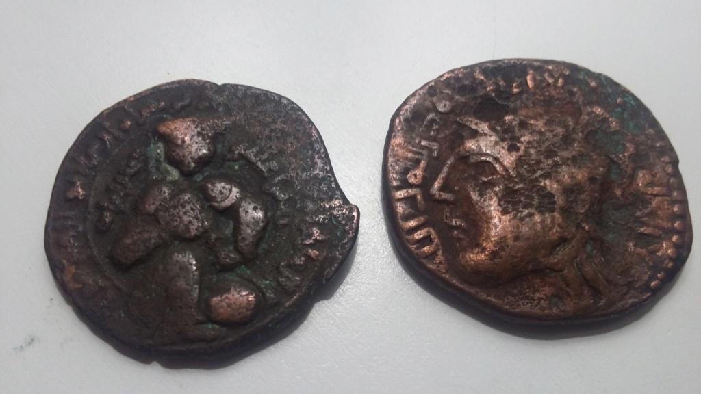 2 Monnaies islamiques à identifier Ayyubids/Artuqids ?? 20200214