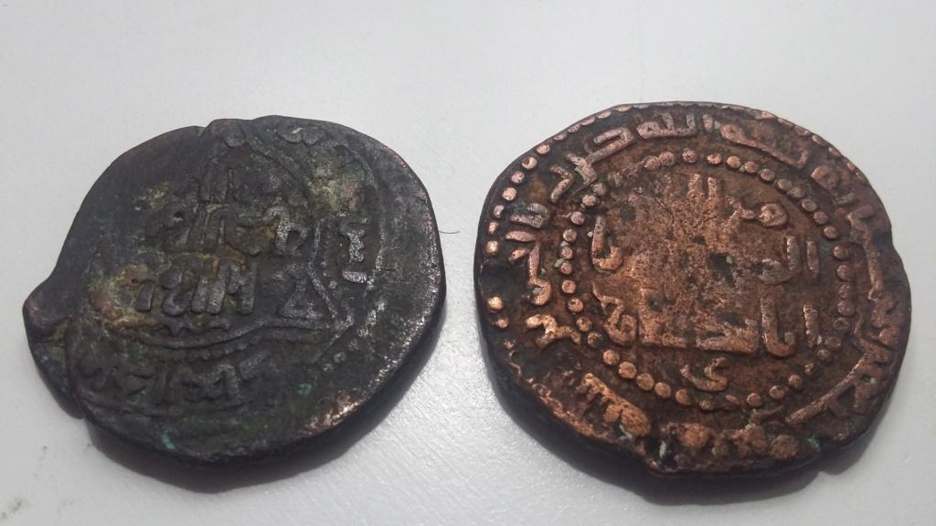 2 Monnaies islamiques à identifier Ayyubids/Artuqids ?? 20200215
