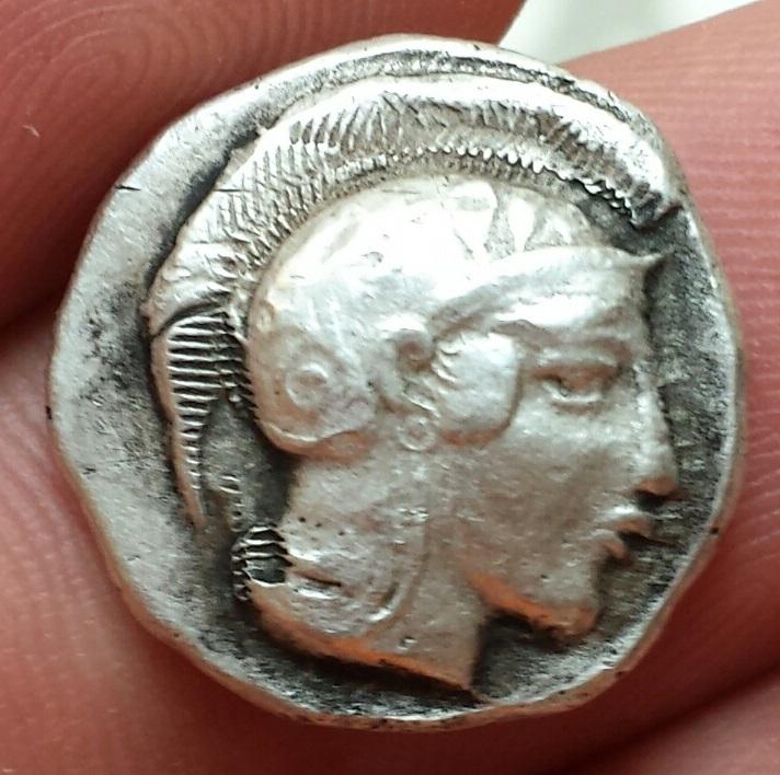 Drachme ou statere ? Lycie, Xanthos 5,95 gr 595gr10