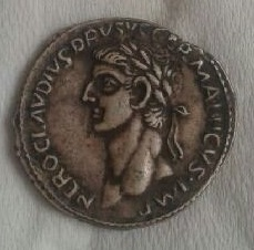 Copie moderne d'un denier romain Vespasien ... Img-2014