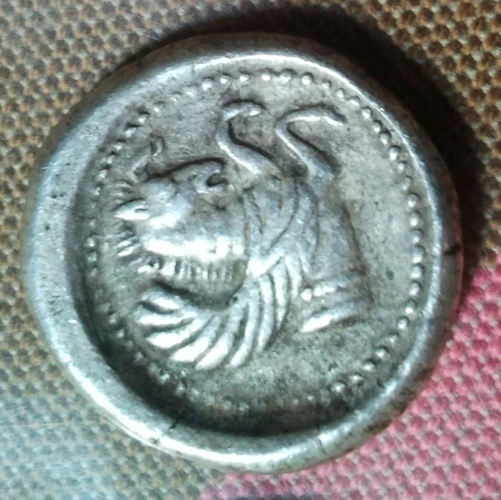 Drachme ou statere ? Lycie, Xanthos 5,95 gr P1_92511