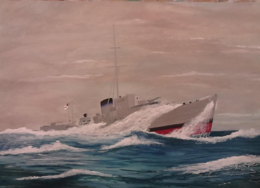 Deux grands anciens de la Royal Navy Section Belge - Page 3 Lucky_10