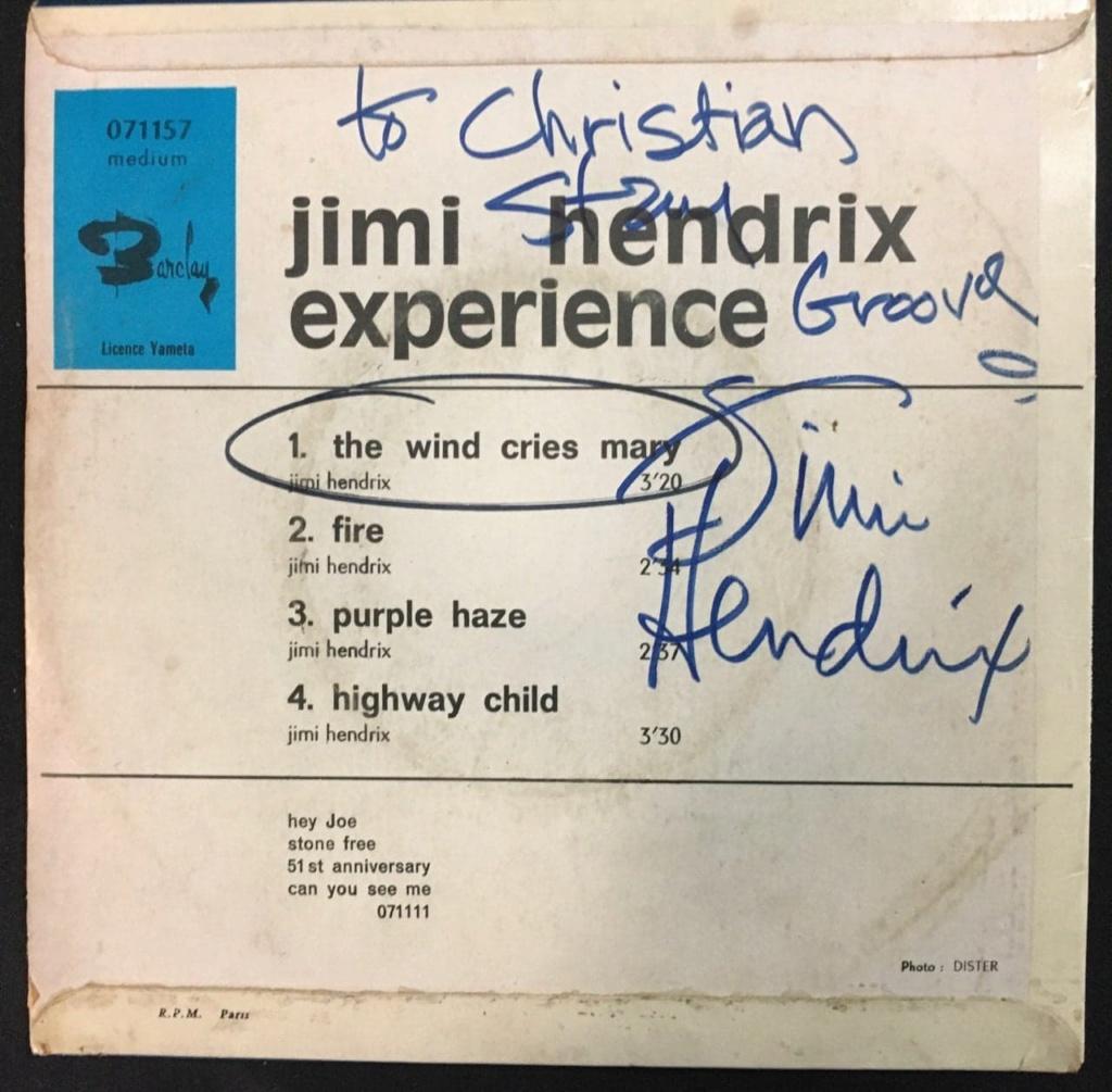 Jimi Hendrix JH + JH = double plaisir...  - Page 24 Auctio13